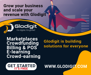 Glodigit is building tools for everyone - Marketplaces, billing & POS, crowdfunding...