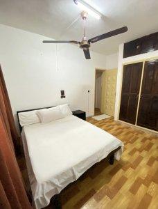 Rent a spacious furnished vacation home villa, at Cité Houéyiho Cotonou, Benin