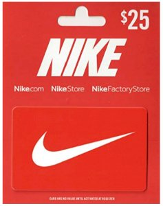 Nike Gift Card - Give a gift of limitless potential