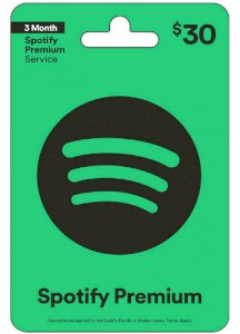 Give a gift of choice with Spotify Gift Cards