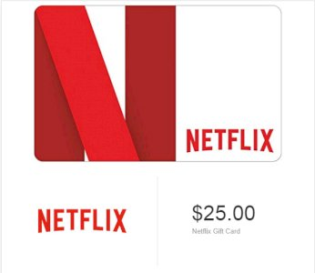 Give a gift of choice with Netflix Gift Card